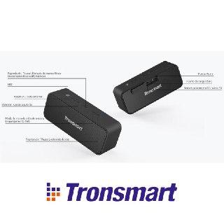 altavoz Bluetooth Tronsmart T2 Plus especificaciones