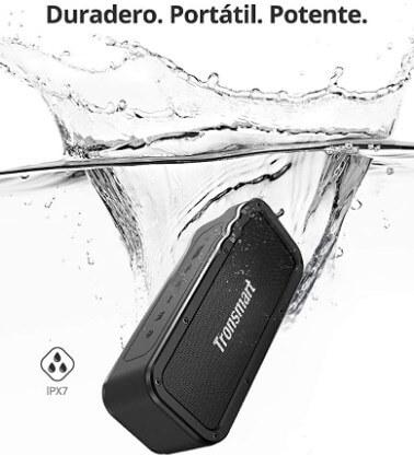 Altavoz-Bluetooth-Tronsmart-Force-resistente-al-agua