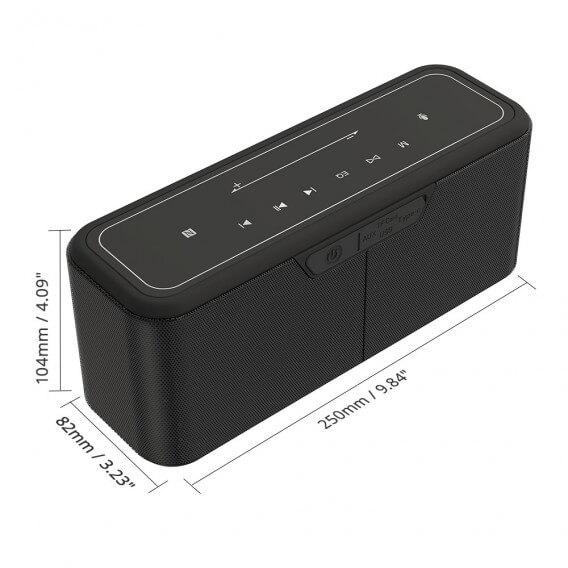 Altavoz Bluetooth Tronsmart Mega Pro 60W 1