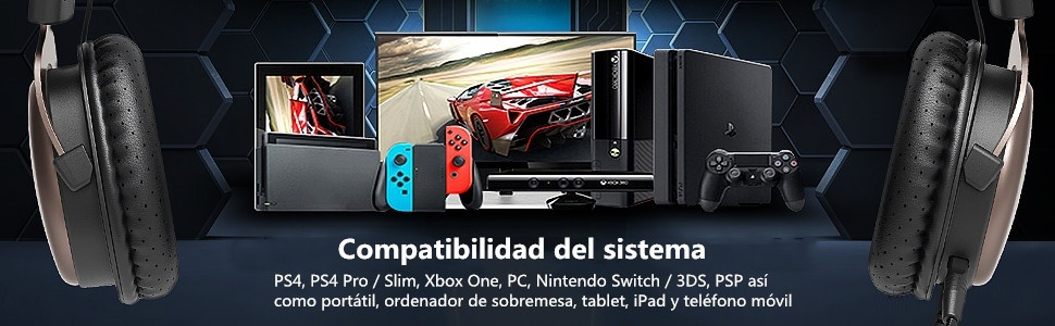 Auriculares-Sono-Tronsmart-para-gaming-barato