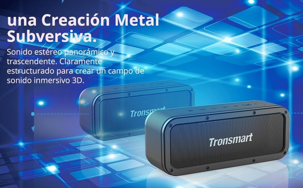 altavoz-Bluetooth-Tronsmart-Force-barato